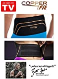 COPPER FIT BACK PRO AS SEEN ON TV COMPRESSION LOWER BACK SUPPORT S/M 28-39
