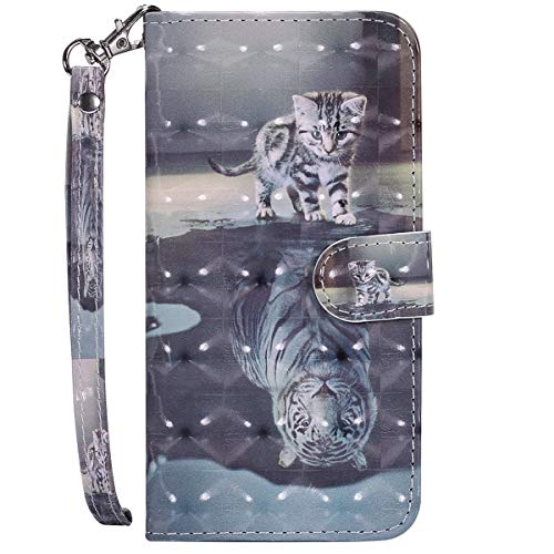 5a Couleur Case Avec Flip Cover cartes accessoire Redmi 4 Pochette Pour couleur Xiaomi Antichoc Et 5a Porte Folio 8 Herbests Etui Coque Dragonne 1wOx86qx7