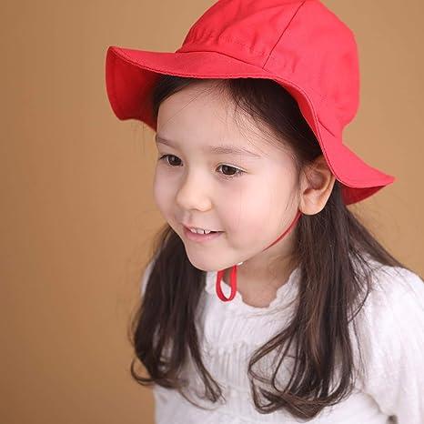Ami/&Li tots M/ädchen Sonnenhut Verstellbarer Hut mit breiter Krempe Sonnenschutz UPF 50 f/ür Baby M/ädchen Jungen S/äugling Kind Kleinkind Unisex