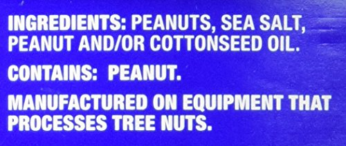 Planters Extra Large Virginia Peanuts Salted 52 Ounce Import It All