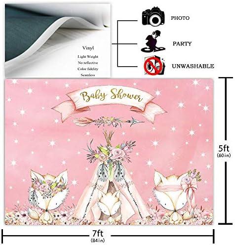 6x6FT Vinyl Backdrop Photographer,Indigo,Indigo Rain Drops Background for Baby Birthday Party Wedding Studio Props Photography