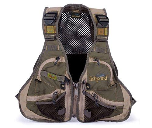 Fishpond Elk River Youth Vest, Pine Needle