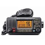 ICOM IC-M324 01 Fixed Mount VHF Radio - Black, Model: IC-M324 01, Electronic Store & More