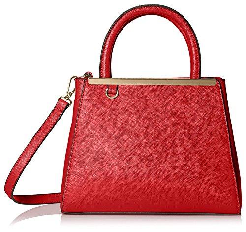 Women's Bag YORK SOCIETY NEW Red Mini OqgCFaw