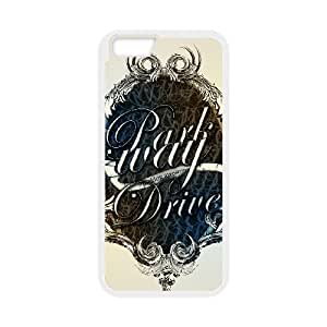IPhone 6 Plus 5.5 Inch Phone Case for Classic theme Parkway Drive pattern design GCTPKDV879824