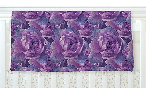 KESS InHouse Shirlei Patricia Muniz Roses Lavender Floral Fleece Baby Blanket 40 x 30 [並行輸入品]   B077YZWMNS