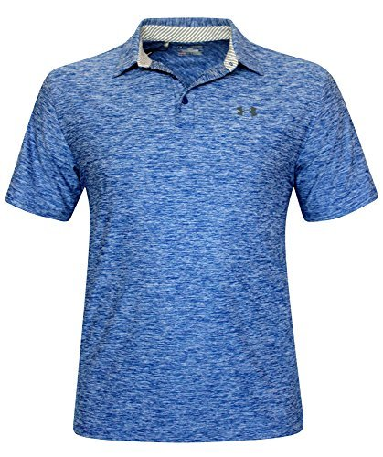 Under Armour Men's UA Elevated Heather Polo (S)