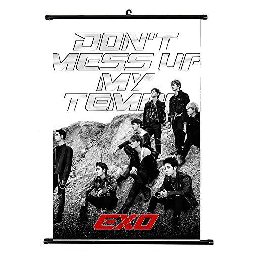Youyouchard Kpop EXO Don
