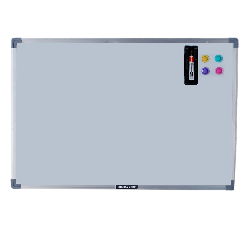 Magnetic Boards Buy Online At Best Prices In India Computer Geek Circuit Board Green Picture Frame Roger Moris White Combo 3 Feet X 2
