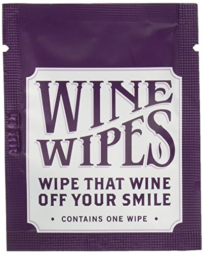 True Wine Wipes Single Packs (12 Individual Pack), 2