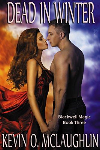 Dead in Winter (Blackwell Magic Book 3)