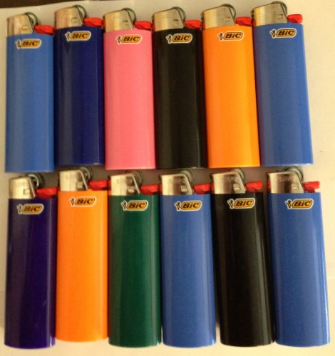BIC Classic Lighter Child Proof Safety