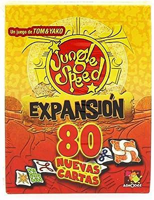 Asmodee- Juego de Mesa Jungle Speed Expansion (JS02ES): Amazon.es ...
