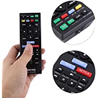 RMT-B126A New Replacement Remote Control for SONY Blu-Ray DVD Player BDP-BX120 BDP-BX320 BDP-BX520 BDP-BX620 BDP-S1200 BDP-S5200/D BDP-S6200 BDP-S2100 BDP-S2200 BDP-S3200 BDP-S5200