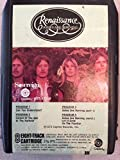 RENAISSANCE Ashes Are Burning 8 track tape 1973 Capitol Original