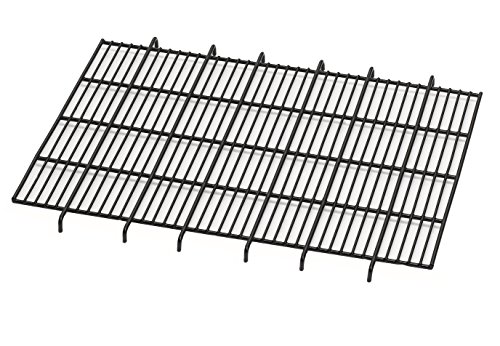 Floor Grid for Dog Crate | Elevated Floor Grid Fits MidWest Folding Metal Dog Crate Models 1524, 1524DD, 424, 424DD - Metal Floor Grid