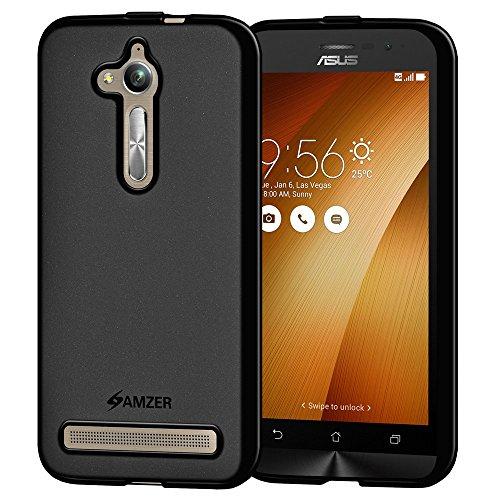 Slim Shockproof Case for Asus Zenfone 5 (Black) - 5