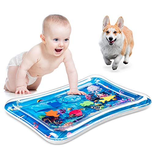 Tummy Time Baby Water