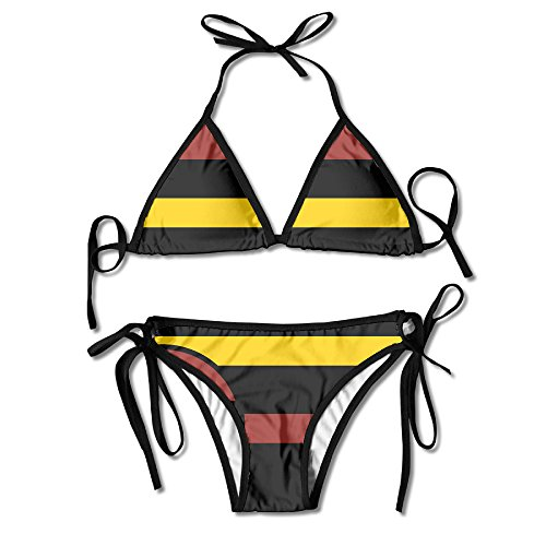 Womens Berlin Flag Design Cool Braziliansexy Modest - Bikini Shops Berlin