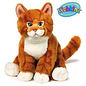 Amazon Com Webkinz Signature Orange Tabby Toys Amp Games