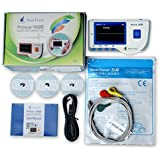 Heal Force Prince 180B Easy Handheld Portable Unit With 3-Lead Cable & Electrodes & USB Cable