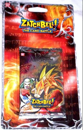 Zatchbell Dawn of the Antients Card Game [Toy] for sale  Delivered anywhere in USA
