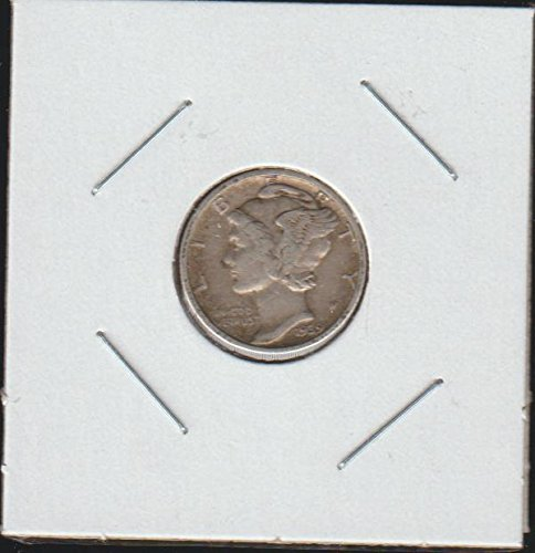 1939 Winged Liberty Head or
