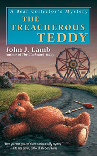 The Treacherous Teddy (A Bear Collector's Mystery Book 5)