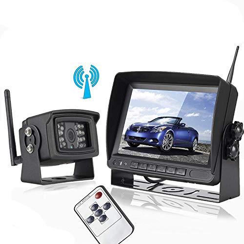 Honboom Digital Wireless Backup Camera & 7