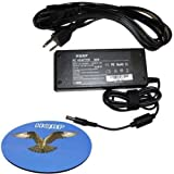 HQRP 90W AC Adapter Charger Power Supply Cord for Acer Aspire 5745G 5745P 5745PG 5745Z 5749Z 5750G Laptop Notebook + HQRP Coaster