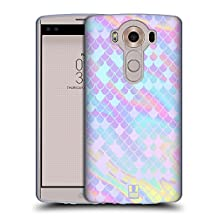 Head Case Designs Holographic Mermaid Scales Soft Gel Case for LG G4 / H815 / H810