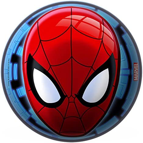 Spiderman - Balón PVC, 230 mm (Mondo 2508): Amazon.es: Juguetes y ...