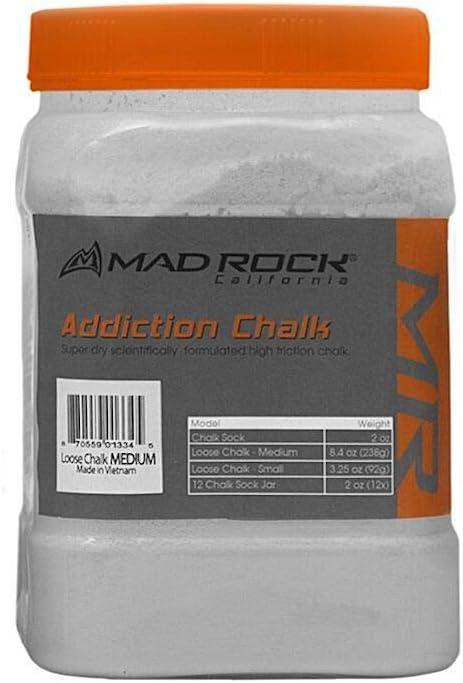Mad Rock Addiction Loose Chalk