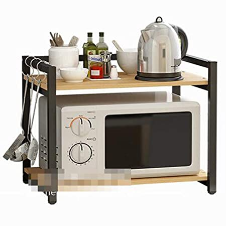 Estante simple de almacenamiento de la cocina del hogar ...