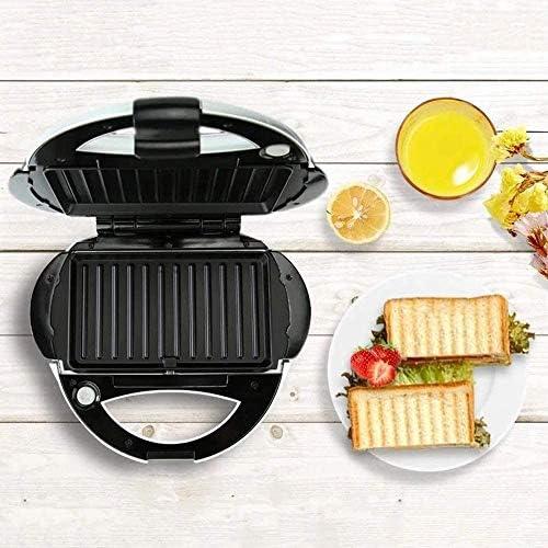 Keuken Wafelmaker Veelzijdige 3-in-1 Sandwich Broodrooster, met een snelle opwarmen en Easy Cleaning, 650W for Familie, Automatic Temperature Control Waffle Maker