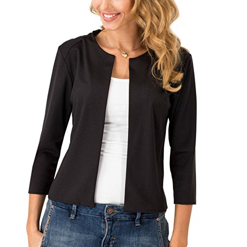 Womens Summer Jacket Sleeve Casual