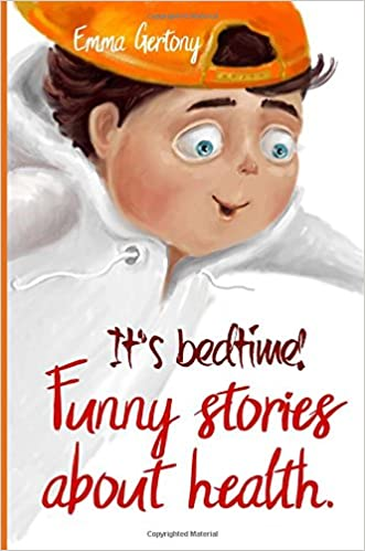 It's bedtime! Funny stories about health.
