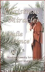 Christmas Miracles (Weston Family Series--Short Story Book 4)