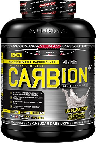 Allmax Nutrition Carbion 5lbs - Unflavored