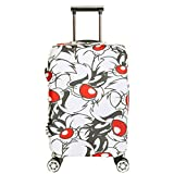 YiJee Elastic Dustproof Luggage Cover Creative Printed Protective Cover 18-32 Inch As Picture 3 S