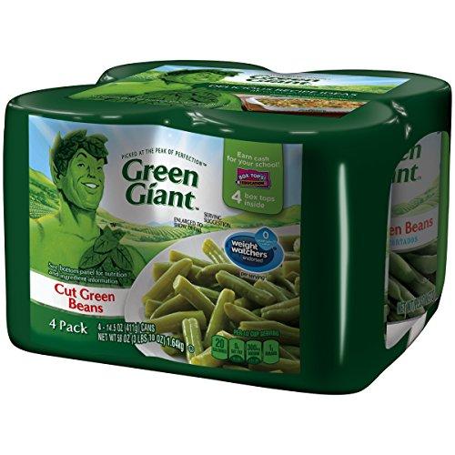 Bean Green Casserole (Green Giant Cut Green Beans, 14.5 Ounce, 4 Count)