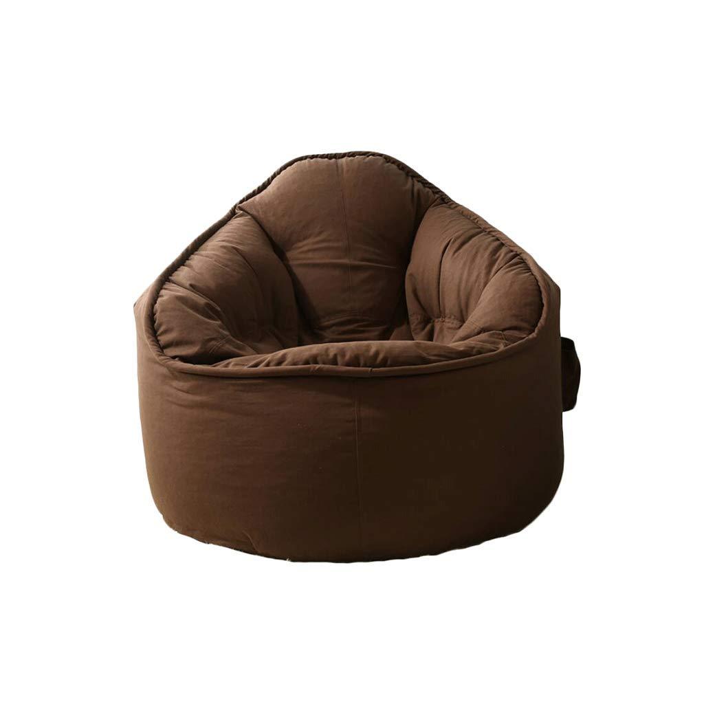 ZL-Silloacute;n puff sofaacute; Perezoso Mini Bean Bag Creative Computer Computer Computer Chair Dormitorio Single Small Sofa 2705aa