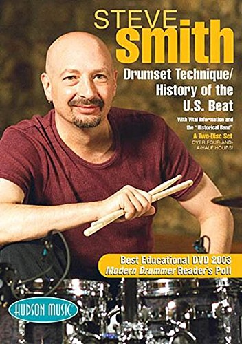 Download Drumset Technique/ History of the U.S. Beat PDF