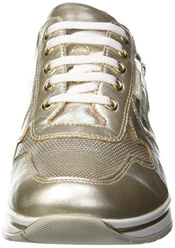 Gold Platino Platino Platino Shoes VALLEVERDE Women's 18ee Gymnastics Scarpa wXAqna4f