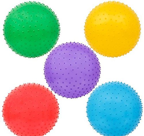 18'' KNOBBY BALL, Case of 3 by DollarItemDirect