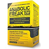 Anabolic Freak (anabolic/testosterone complex) - 96 capsules