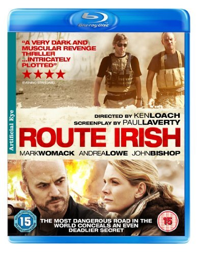 Route Irish [Blu-ray]