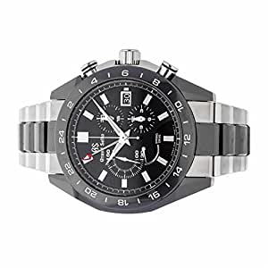 Seiko Spring Drive japanese-automatic mens Watch SBGC223 (Certified Pre-owned)