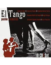 El Tango Pasión y Emoción: Astor Piazzolla, Carlos Gardel, Francisco Canaro, Carlos Di Sarli