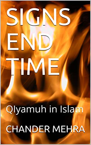 SIGNS OF END TIME: QIyamuh in Islam - Kindle edition by